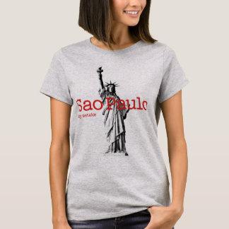 Sao Pauolo & New York mstake T-Shirt