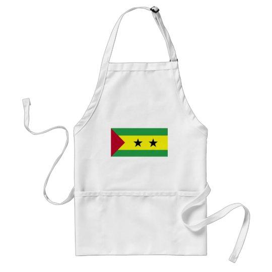 São Tomé and Príncipe Adult Apron