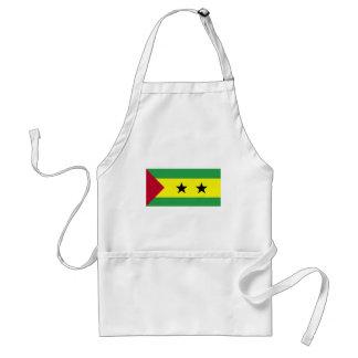 São Tomé and Príncipe Apron