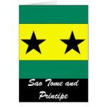 Sao Tome and Principe Felicitaciones