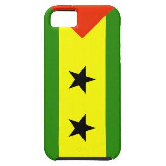 Sao Tome and Principe Flag iPhone 5 Covers
