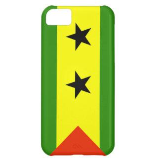 Sao Tome and Principe Flag iPhone 5C Case