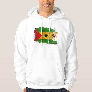 Sao Tome and Principe Flag Hoodie