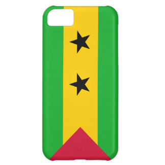Sao Tome and Principe Flag iPhone 5C Cover