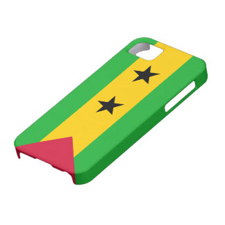Sao Tome and Principe Flag iPhone SE/5/5s Case