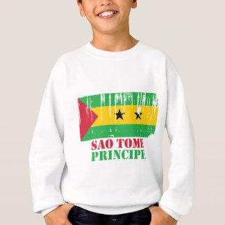 Sao Tome and Principe Flag Sweatshirt