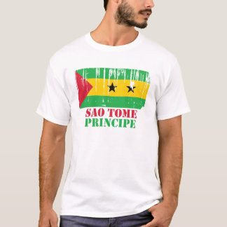 Sao Tome and Principe Flag T-Shirt