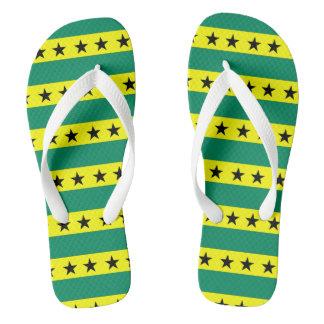 Sao Tome and Principe Flip Flops