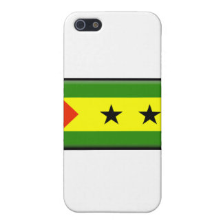 Sao Tome and Principe iPhone 4 Case