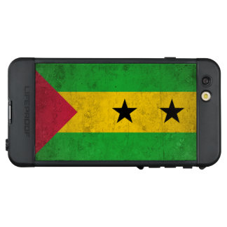 Sao Tome and Principe LifeProof NÜÜD iPhone 6s Plus Case