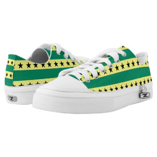 Sao Tome and Principe Low-Top Sneakers