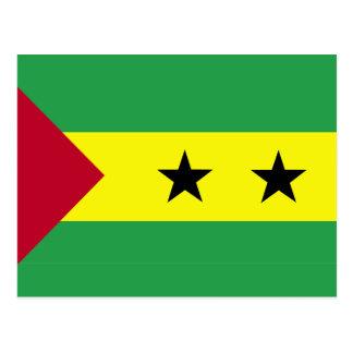 São Tomé and Príncipe Postcard