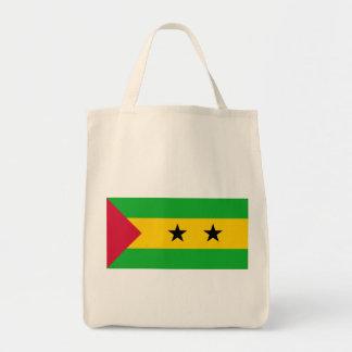sao tome and principe tote bag