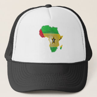 São Tomé and Principe Trucker Hat
