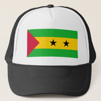 sao tome and principe trucker hat