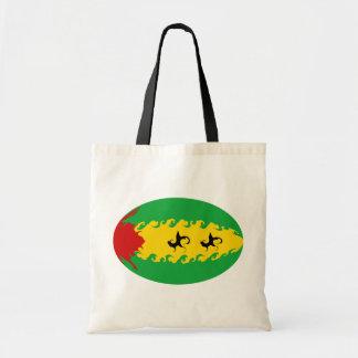 Sao Tome Gnarly Flag Bag