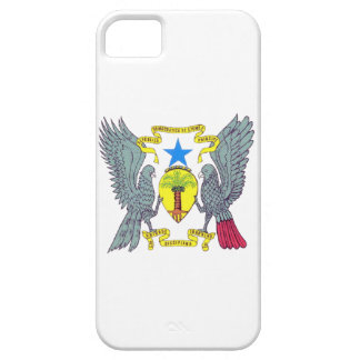 Sao Tome Principe Coat of Arms iPhone 5 Covers