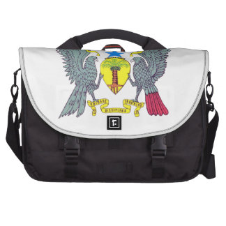 Sao Tome Principe Coat of Arms Commuter Bag