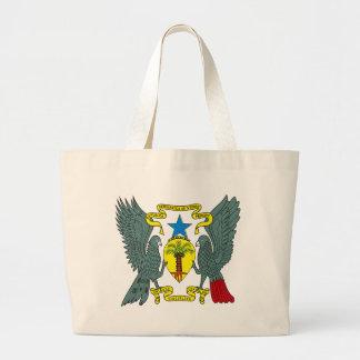 Sao Tome Principe Coat of Arms Tote Bag