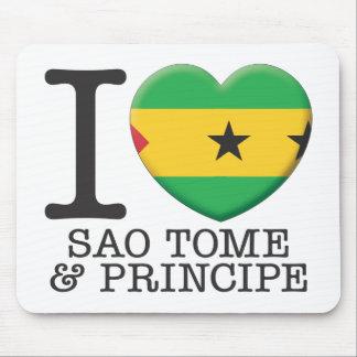 Sao Tome & Principe Mouse Pad