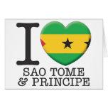 Sao Tome y Principe Tarjetas