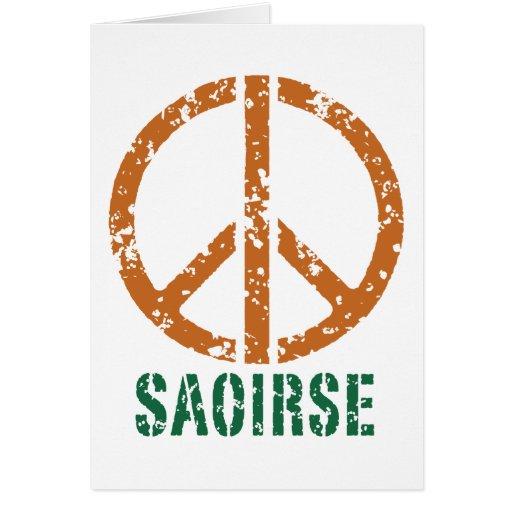 Saoirse Card