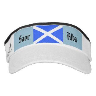 Saor Alba Scottish Independence Visor
