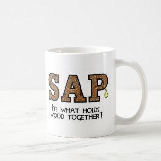 SAP COFFEE MUG