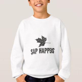 Sap Happens Sweatshirt