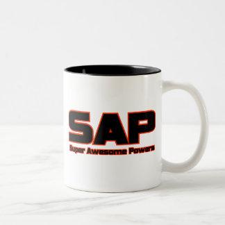 SAP - Super Awesome Powers Coffee Mug