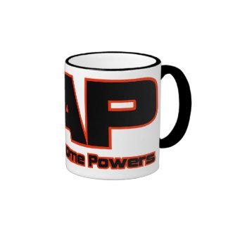 SAP - Super Awesome Powers Ringer Mug