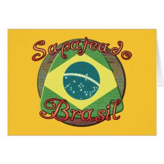 Sapateado Brasiliero Card