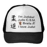 Sapca stil American I'm Judoka! I love Judo! JCB! Trucker Hat