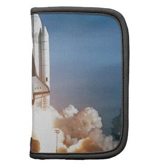 Sapce Shuttle Launch Folio Planner