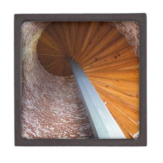 Sapelo Staircase Jewelry Box