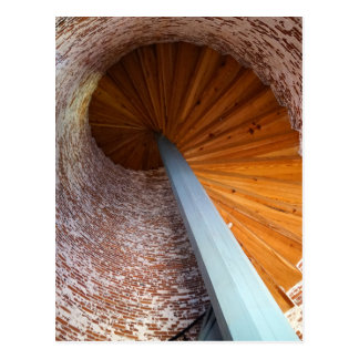 Sapelo Staircase Postcard