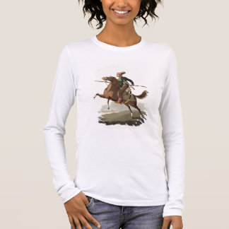 Saphir, from 'Costumes of the Various Nations', Vo Long Sleeve T-Shirt