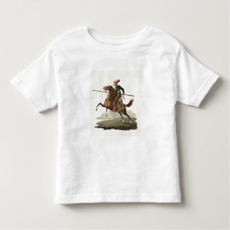 Saphir, from 'Costumes of the Various Nations', Vo Toddler T-shirt