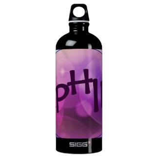 Saphira Personal Hydration Aluminum Water Bottle
