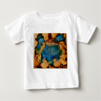 Saphire Geode collection Baby T-Shirt