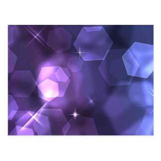 Saphire Prisms Postcards