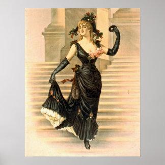 Sapho 1900 print