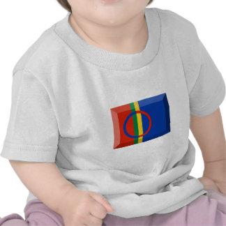 Sapmi Flag Jewel Shirts