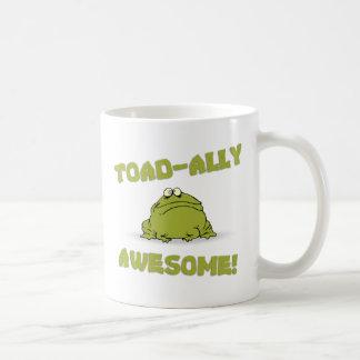 Sapo-aliado impresionante taza clásica