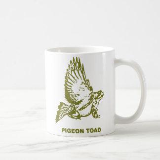 Sapo de la paloma, sapo de la paloma taza clásica