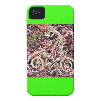 Sapo de los cactus iPhone 4 carcasas
