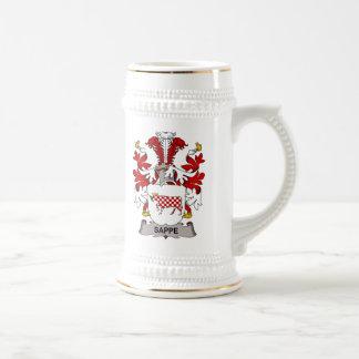 Sappe Family Crest Mug