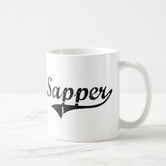 Sapper Professional Job Coffee Mug