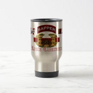 SAPPER Route Clearance OEF VET Travel Mug