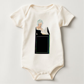 Sapphic Punk Baby Bodysuit